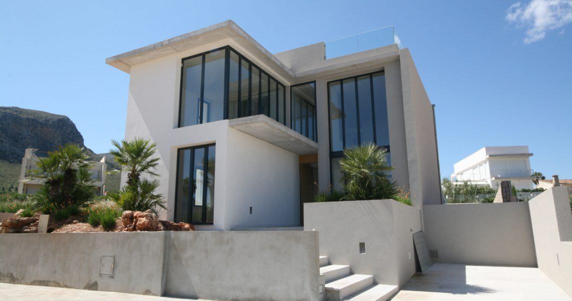 Neubau Villa in Colonia St. Pere zu vermieten