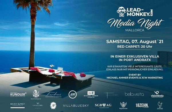 Lead Monkey Media Night
