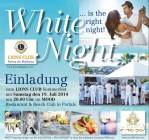 White Night ... is the right night