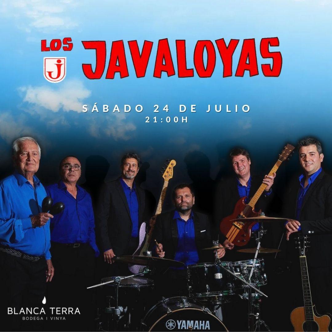 Los Javaloyas live