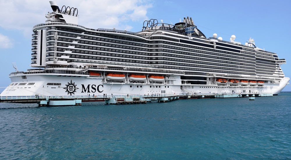 "Megacruiser ""MSC Seaview"""
