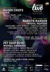 Mallorca Live-Festival 2020 Line-Up mit Marilyn Manson komplett