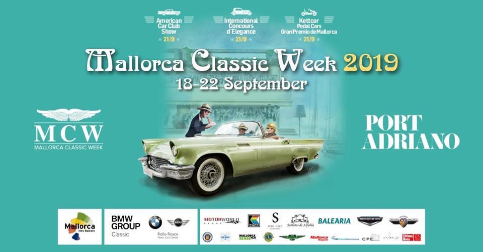 Mallorca Classic Week 2019