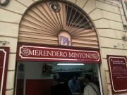 Merendero Minyones, eine emblematische Sandwichbar im Zentrum von Palma, macht dicht