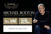Michael Bolton Konzert wird verschoben