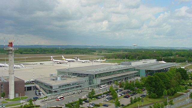 Flughafen Münster / Osnabrück