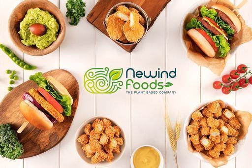 """NeWind Foods - pflanzliche Eiweißprodukte """"made in Spain"""""""