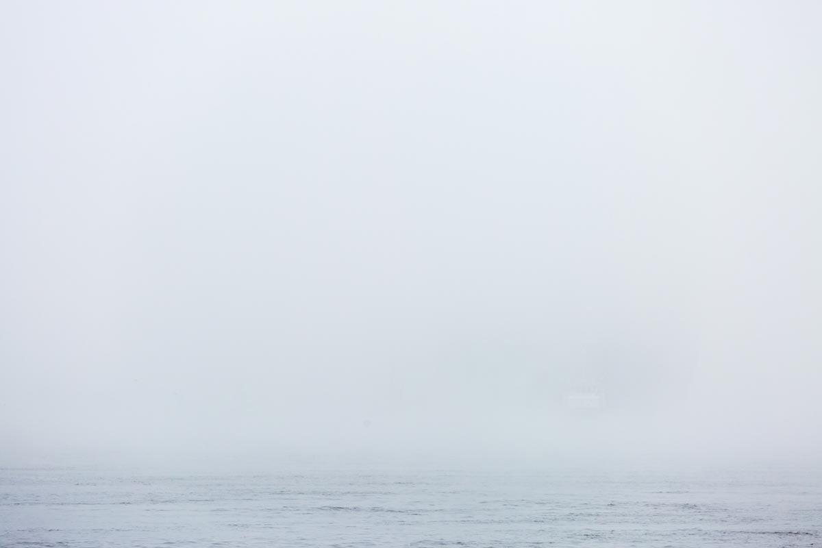 Nebel auf Mallorca