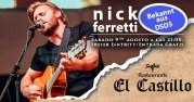 Nick Ferretti - Live im Restaurante El Castíllo