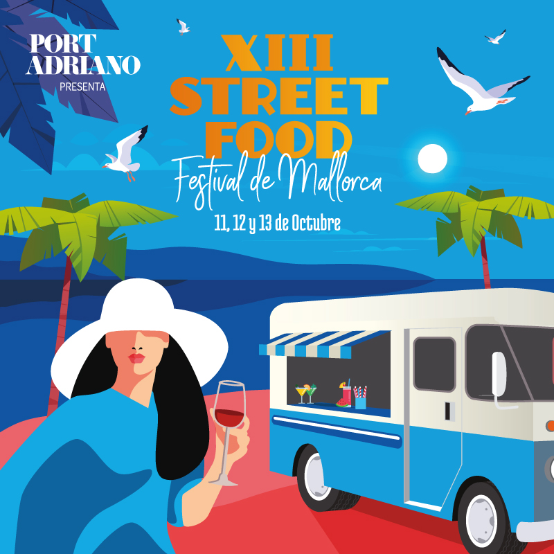 XIII Street Food Festival Port Adriano