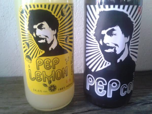 """Pepsi erringt """"Sieg"""" gegen Pep-Lemon"""