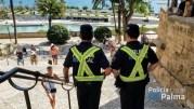 Palma genehmigt Einstellung von 120 neuen Polizei-Beamten