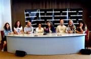 """Pressekonferenz der Oper """"Il Barbiere di Siviglia"""" von G. Rossini im Auditorium von Palma"""
