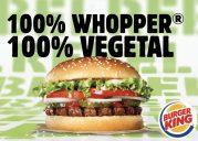 Rebel Whopper, Burger King's neuer vegetarischer Burger für den europäischen Markt