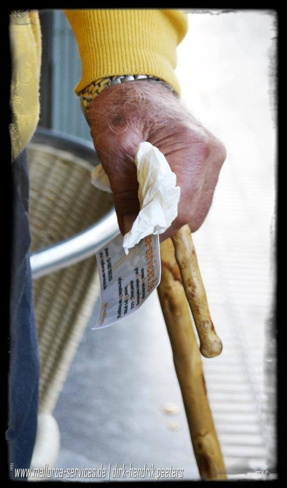 Rentner auf den Balearen