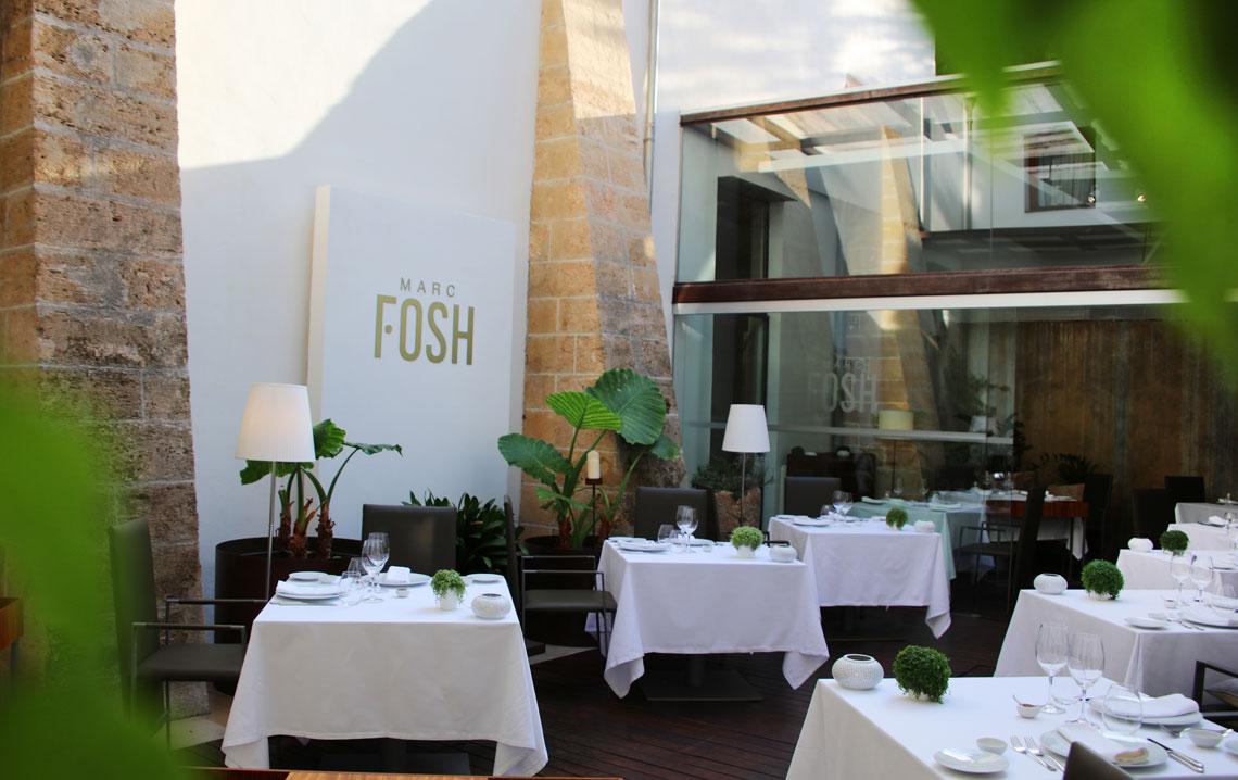 Restaurant Marc Fosh