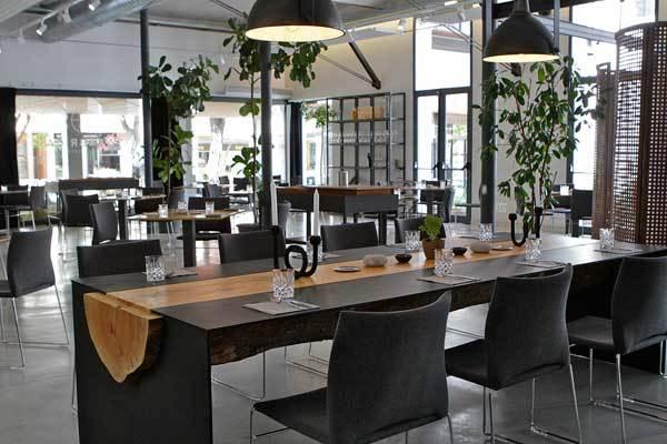 Restaurant Sa Fàbrica Marcel Ress