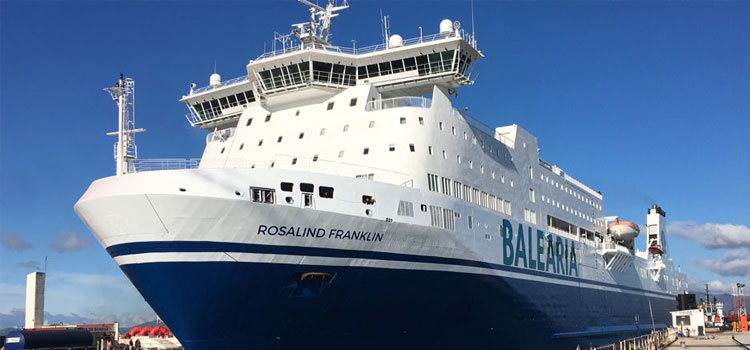 Rosalind Franklin Balearia