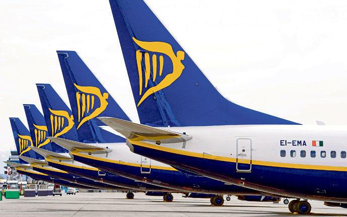 Ryanair bietet Flüge ab 7,99 Euro - bis Mitternacht