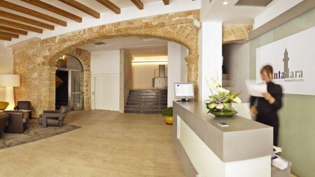 Santa Clara Urban Hotel Spa Palma de Mallorca Hotelhalle 2 410760