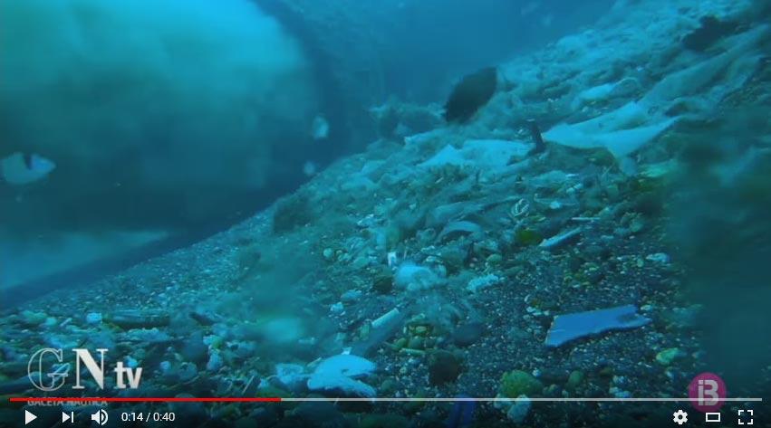 Can Pere Antoni: eine Müllhalde auf dem Meeresgrund