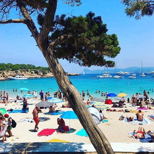 Spain Cala Bassa Ibiza credit tobi.smith
