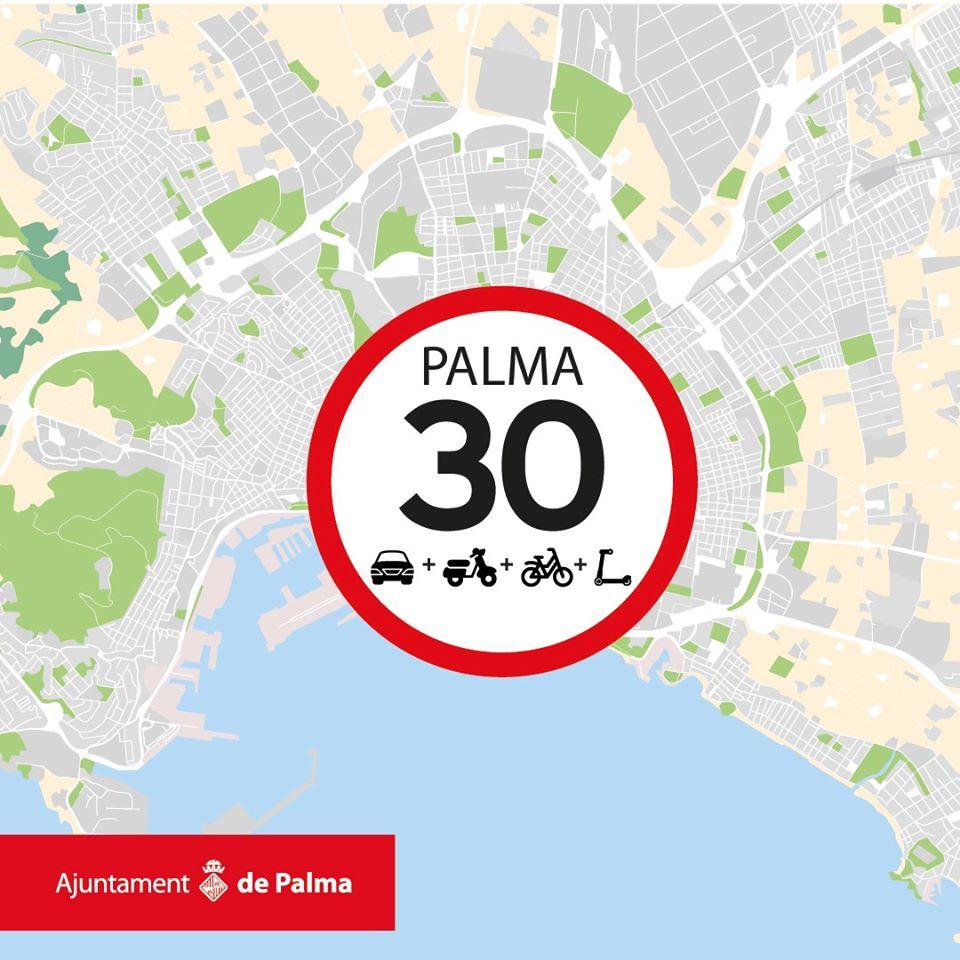 Tempo 30 in Palma