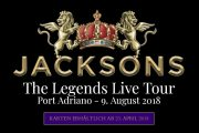 The Legends Live Tour - Port Adriano - 09.08.2018