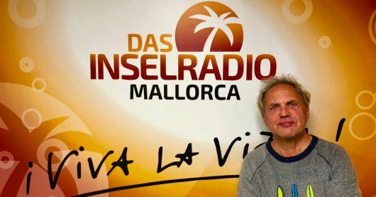 Uwe Ochsenknecht moderiert ab jetzt bei Inselradio Mallorca