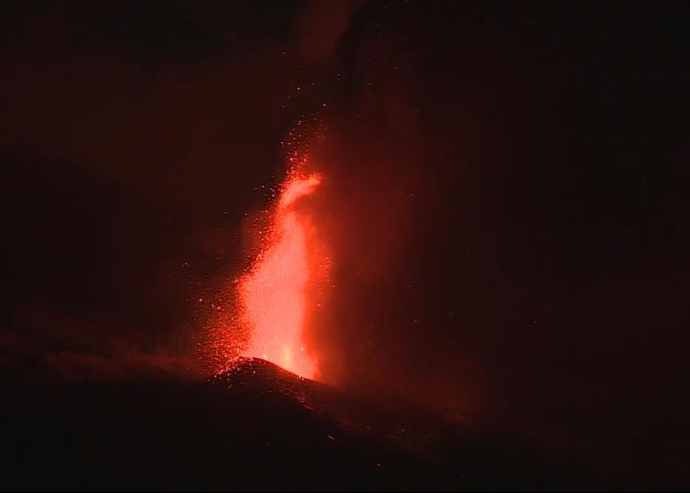 Vulkanausbruch auf La Palma