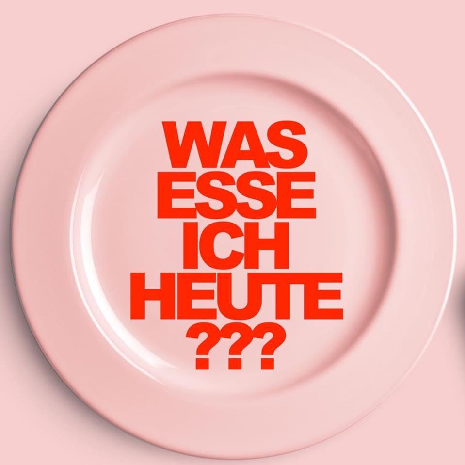 """""""Was esse ich heute?"""" - Frage und Catering zugleich!"""