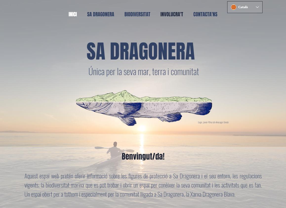 Sa Dragonera jetzt auch online