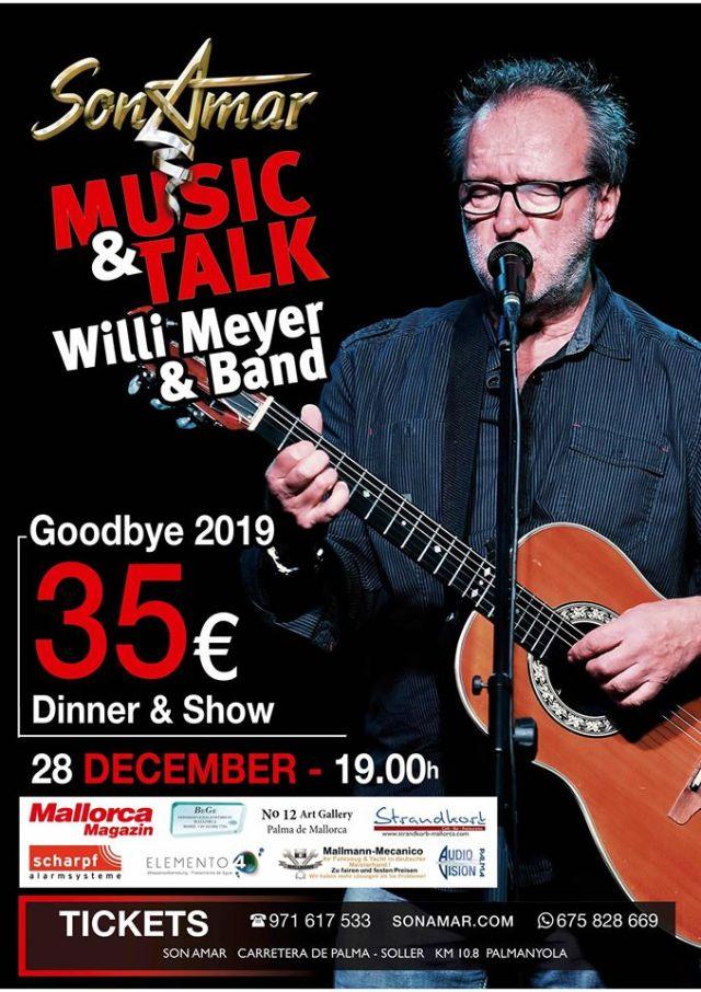 Willi Meyer - Goodbye 2019