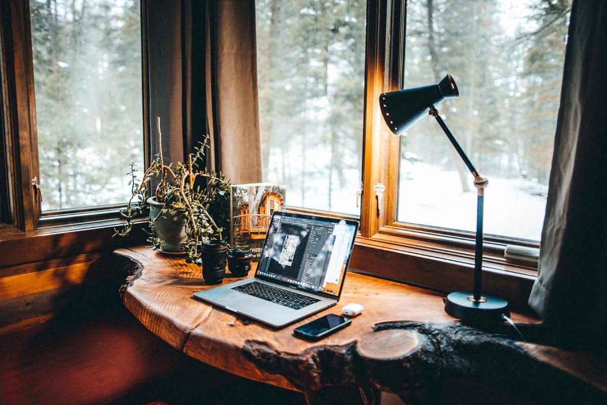 Workation & HomeOffice