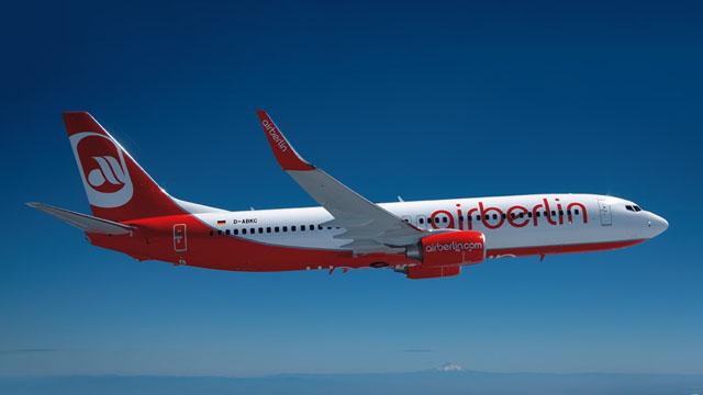 airberlin Boeing 737-800 (Foto: airberlin)