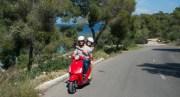 Mallorca auf der Vespa entdecken