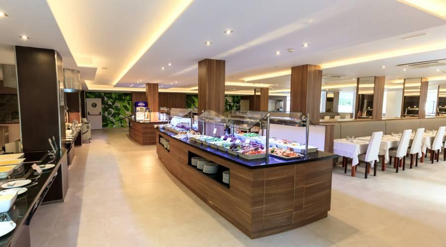 Hotel-Buffet auf Mallorca