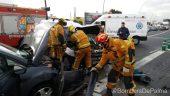 Zum Glück nur 2 Leichtverletzte