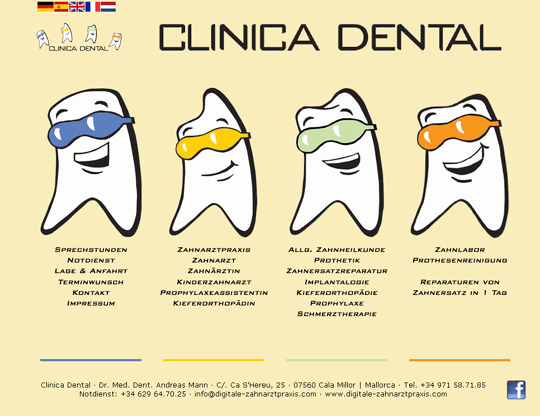 CLINICA DENTAL - Dr. med. dent. Andreas Mann