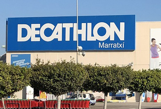 Decathlon in Marratxi