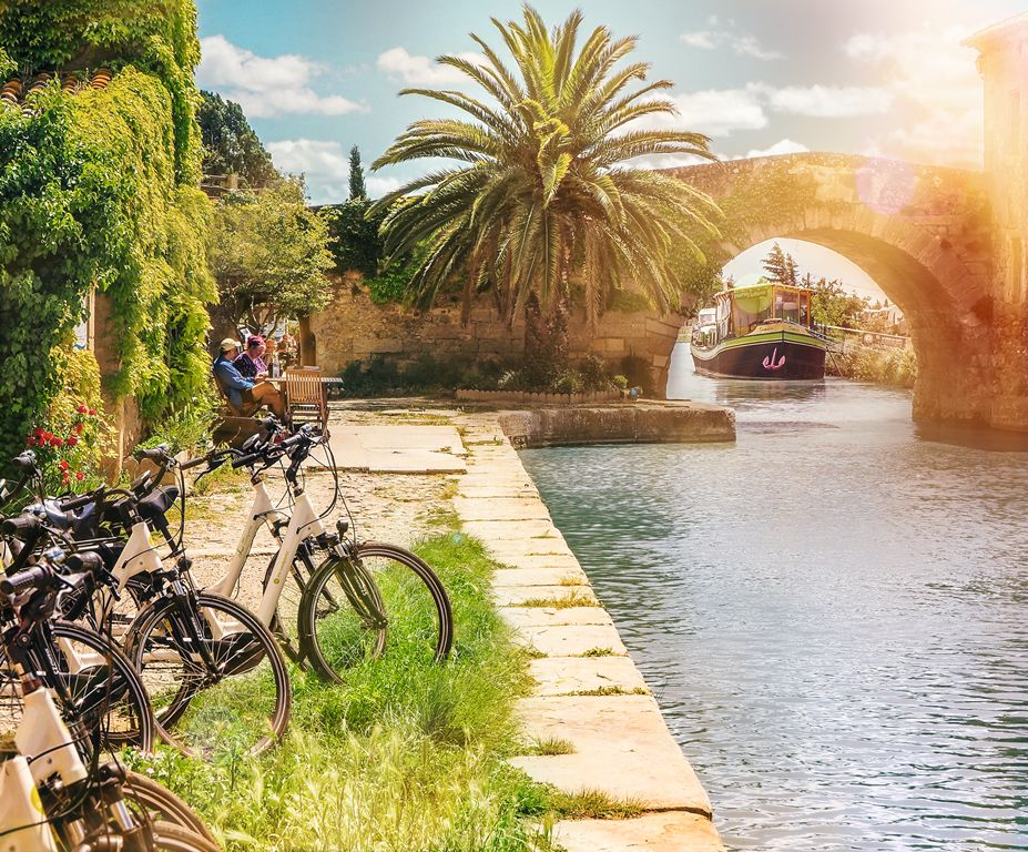 Foto: Die Landpartie startet mit reinen E-Bike-Reisen: Acht Europa-Ziele per E-Bike © Bendick/Die Landpartie