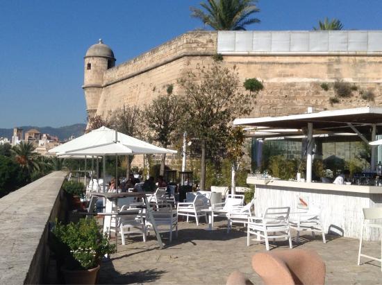 Restaurant Es Baluard