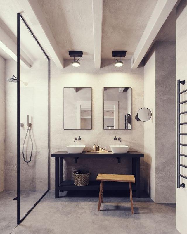 finca serena gallery bathroom