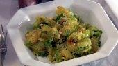 Kartoffelsalat mit Avocado