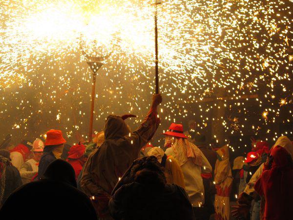 "Foto: ""Fiesta de San Sebastián"" in Palma de Mallorca. Bildnachweis: www.mydestination.com/mallorca"