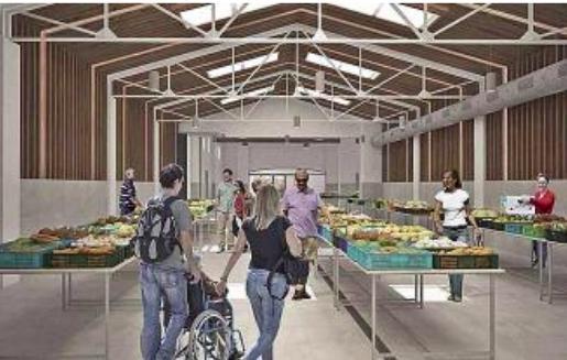 Gemeinde Artà investiert 500.000.- Euro in neue Markthalle