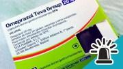 Gesundheitsministerium ruft mehrere Chargen eines beliebten Medikaments gegen Sodbrennen zurück