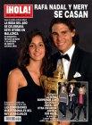 Rafa Nadal und Xisca Perelló heiraten