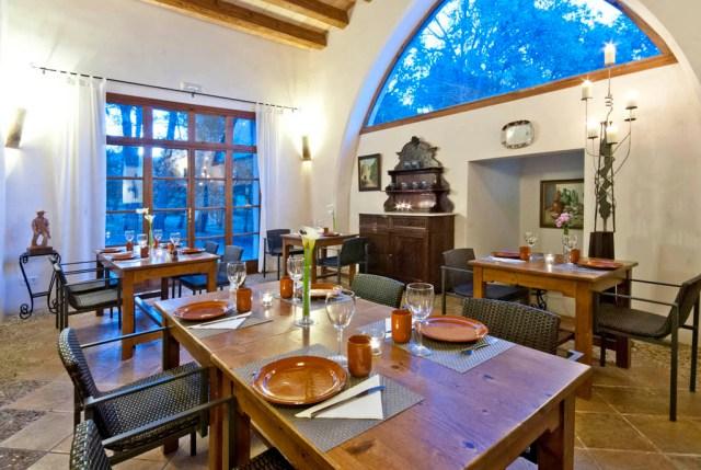 restaurante finca es serral14