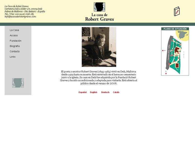 Ca n'Alluny - Fundación Robert Graves